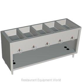 Duke 305-25SS Serving Counter, Hot Food, Gas