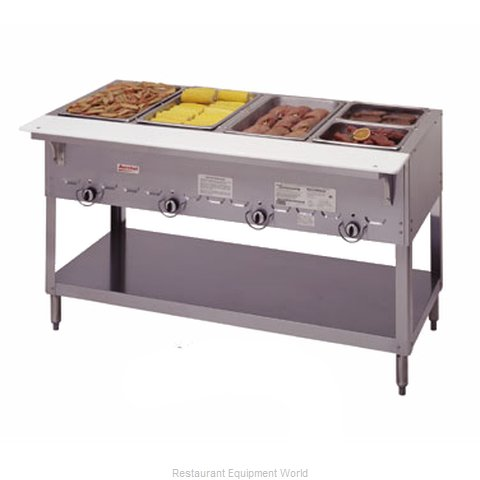 Duke 305 Aerohot Gas Steamtable