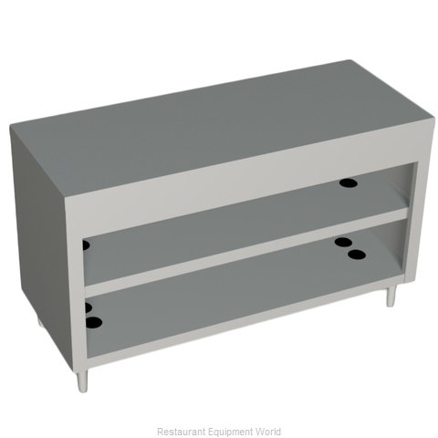 Duke 310-25SS Serving Counter Utility Buffet (Magnified)