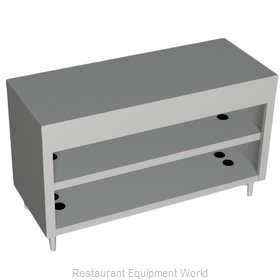 Duke 310-25SS Serving Counter Utility Buffet