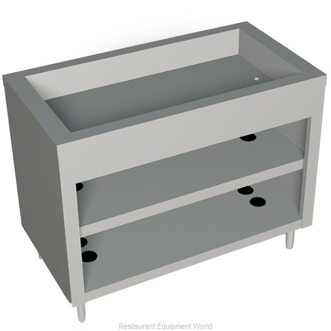Duke 313-25SS Serving Counter, Cold Food
