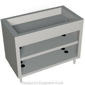Duke 313-25SS Serving Counter Cold Pan Salad Buffet