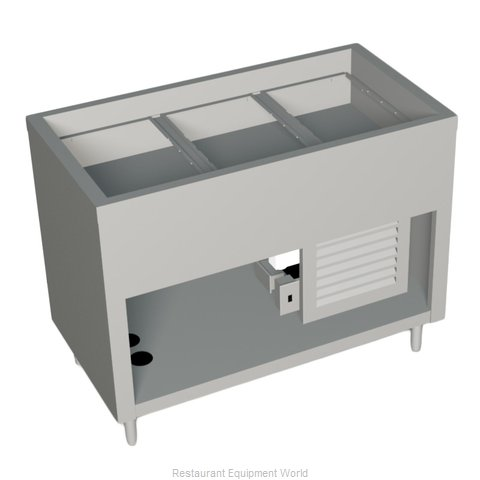 Duke 315-25SS-N7 Serving Counter, Cold Food