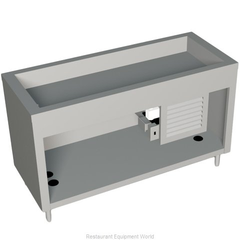 Duke 316-25SS Serving Counter, Cold Food