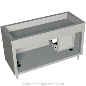 Duke 316-25SS Serving Counter Cold Pan Salad Buffet