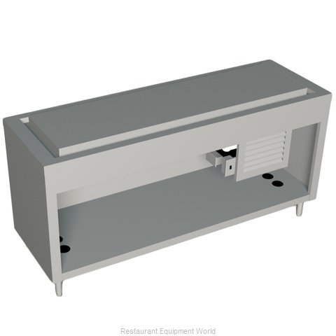 Duke 335-25PG Serving Counter Frost Top Buffet (Magnified)