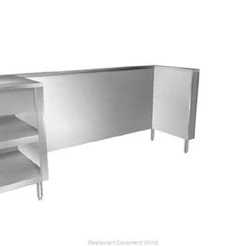 Duke 380-25PG Serving Counter Skeleton Buffet (Magnified)