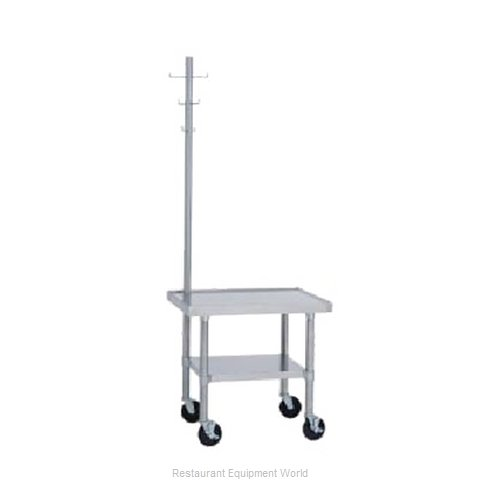 Duke 491A-2424 Equipment Stand, for Mixer / Slicer (Magnified)