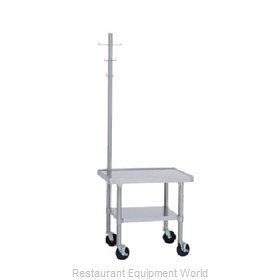 Duke 491A-2424 Equipment Stand for Mixer Slicer