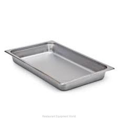 Duke 531 Steam Table Pan, Stainless Steel