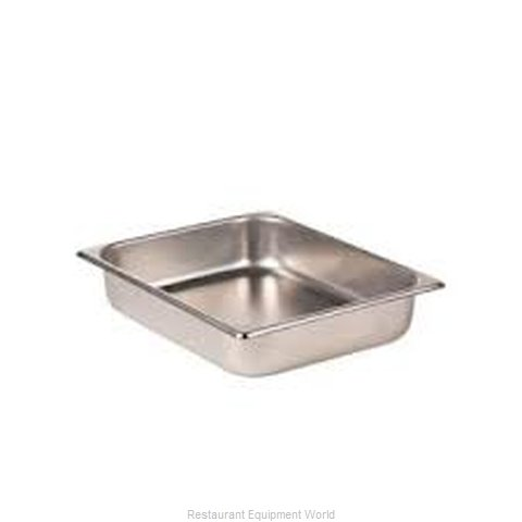 Duke 5312 Stainless Steel Pan (Magnified)