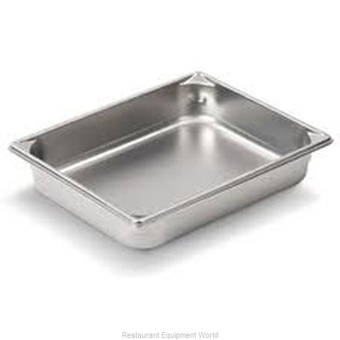 Duke 53123 Stainless Steel Pan (Magnified)