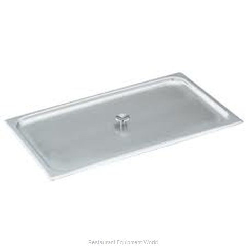 Duke 543 Steam Table Pan Cover, Stainless Steel (Magnified)