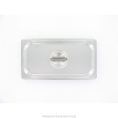 Duke 54323 Steam Table Pan Cover, Stainless Steel (Magnified)