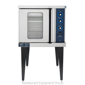 Duke 59-E3V Half-Size Electric Convection Oven