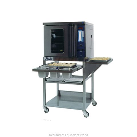 Duke 59-E3XX/59-BS Oven Convection Electric (Magnified)