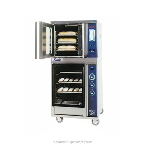 Duke 59-E3ZZ/PFB-1 Oven Proofer Combination Convection