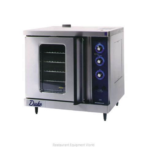 Duke 59-E3ZZ Convection Oven, Electric (Magnified)