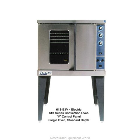Duke 613-E1ZZ Oven Convection Electric (Magnified)