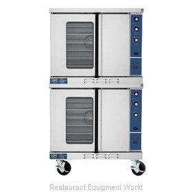 Duke 613-E2XX Convection Oven, Electric
