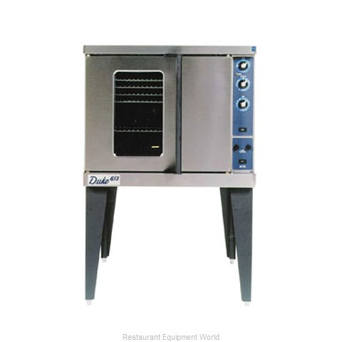 Duke 613-E3ZZ Convection Oven, Electric