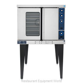 Duke 613-G1XX Oven Convection Gas