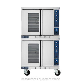 Duke 613-G2XX Convection Oven, Gas