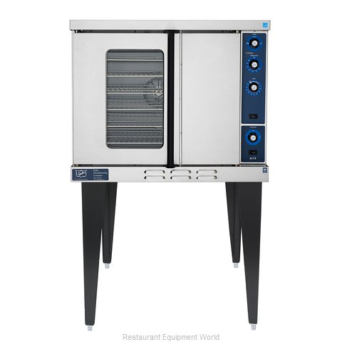 Duke 613-G3V Oven Convection Gas (Magnified)