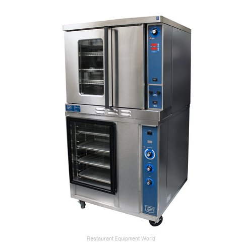 Duke 613-G3XX/PFB-2 Oven Proofer Combination Convection