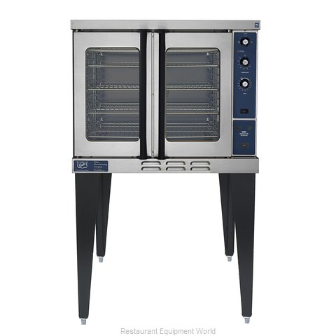 Duke 613Q-E1V Convection Oven, Electric (Magnified)