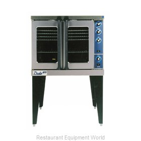 Duke 613Q-E1ZZ Convection Oven, Electric