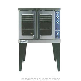 Duke 613Q-E3ZZ Convection Oven, Electric