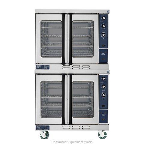 Duke 613Q-E4XX Convection Oven, Electric