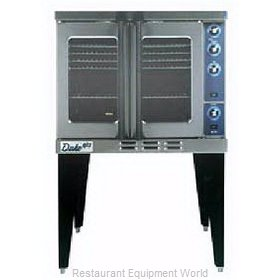 Duke 613Q-G1V Full Size Gas Convection Oven
