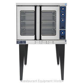 Duke 613Q-G3XX Convection Oven, Gas