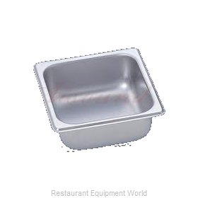 Duke 646 Stainless Steel Pan