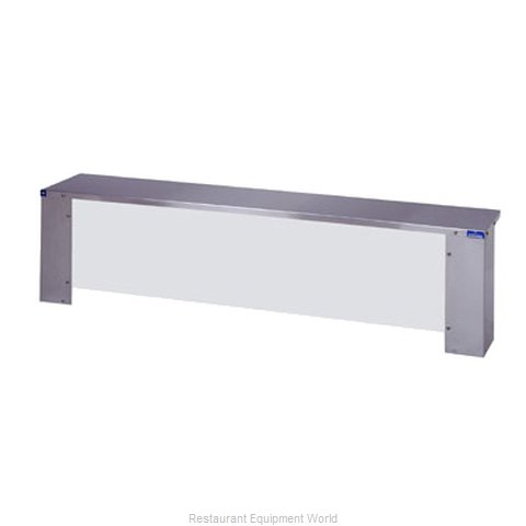 Duke 656-460-5S Overshelf, Table-Mounted