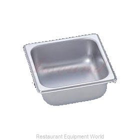 Duke 662 Stainless Steel Pan