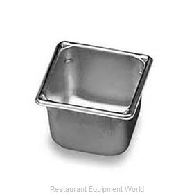 Duke 664 Stainless Steel Pan
