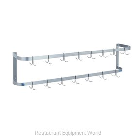 Duke 724GL Pot Rack Wall-Mounted