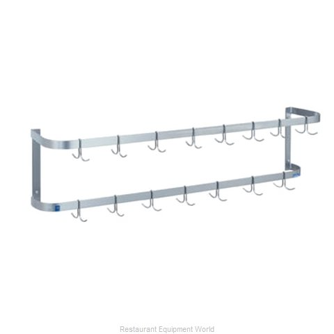 Duke 725SS Pot Rack Wall-Mounted