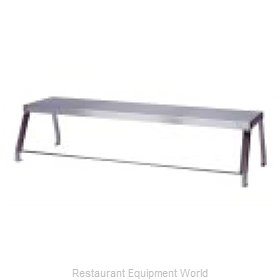 Duke 956-461-3 Overshelf Table Mounted