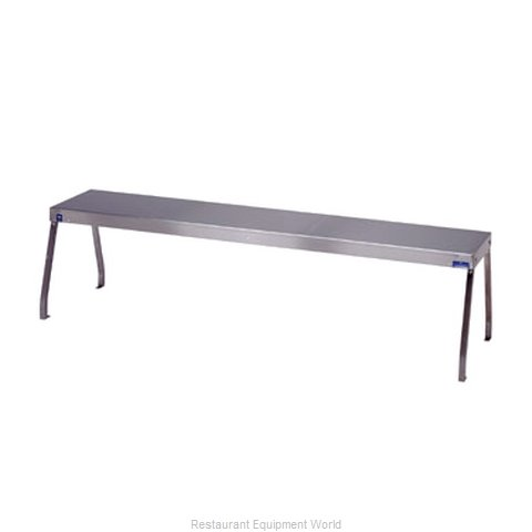 Duke 956-6-SEC Overshelf, Table-Mounted