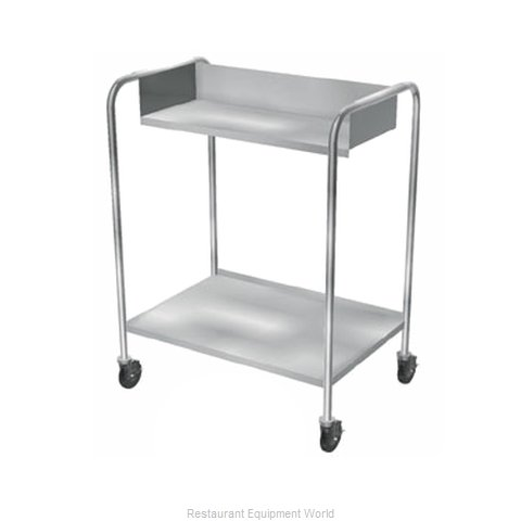 Duke 96 Tray and Silver Cart
