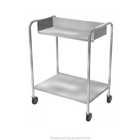 Duke 96 Flatware & Tray Cart