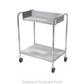 Duke 96 Flatware & Tray Cart
