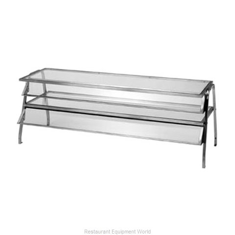 Duke 985 Overshelf Table Mounted