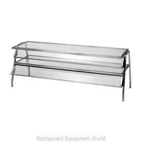 Duke 986 Overshelf Table Mounted