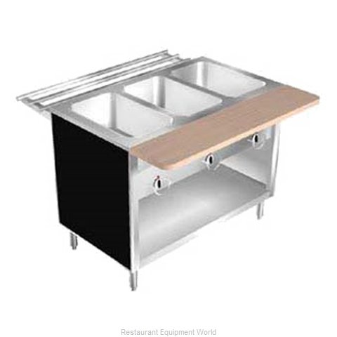 Duke A442-2W Cutting Board Equipment Mounted