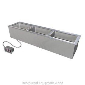 Duke ADI-1ESL-SW Hot Food Well Unit, Drop-In, Electric